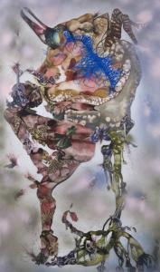 Wangechi Mutu, This You Call Civilization, 2007, Courtesy Wangechi Mutu