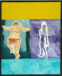 Martin Kippenberger, �Untitled� Made in Syros, 1995. Copyright: Estate Martin Kippenberger. Courtesy: Eleni Koroneou Gallery