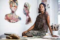 Wangechi Mutu, Photo: Chris Sanders