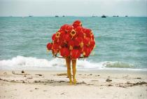 Lee Wen, Strange Fruit, 2003