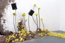 Agathe Snow, Twenty-Four (Yellow Brick Road), 2007. � Peres Projects, Berlin