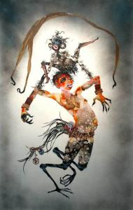 Wangechi Mutu, I put a spell on you, 2005, Courtesy Wangechi Mutu