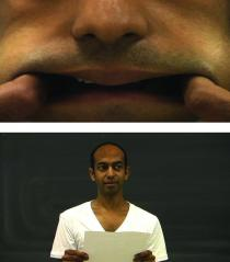 Brendan Fernandes, Foe, 2008. Color video. Courtesy the artist and Diaz Contemporary, Toronto