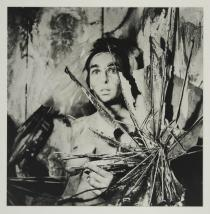 Carolee Schneemann, Eye Body: 36 Transformative Actions for the Camera, 1963-1973 