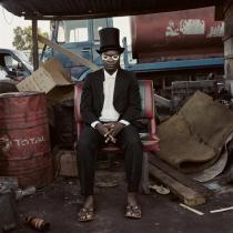 Pieter Hugo, Emeka Onu, Enugu, Nigeria, 2008. From the series Nollywood.