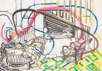 Sigmar Polke, Untitled, 1983, Deutsche Bank Collection, � VG Bild-Kunst, Bonn 2010