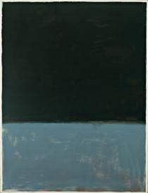 Mark Rothko, Untitled, 1969, National Gallery of Art, Washington, Gift of the Mark Rothko Foundation, © 1998 Kate Rothko Prizel and Christopher Rothko