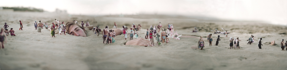 Moira Ricci, A Lidiput, 2003. © Courtesy of Moira Ricci and LAVERONICA Contemporary Art Gallery